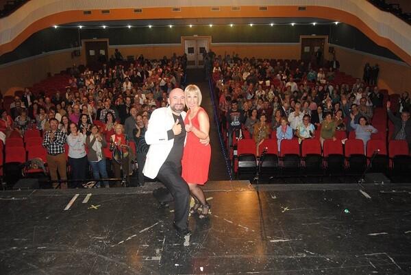 Cheste inaugura la XIX Muestra de Teatro no profesional.