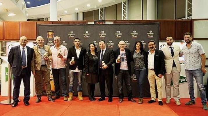Cinco locales de la Comunitat reconocidos en la primera edición de los premios 'Cacau d'Or' de Amstel. - copia