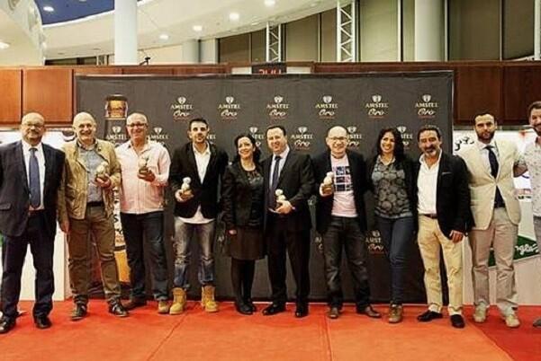Cinco locales de la Comunitat reconocidos en la primera edición de los premios 'Cacau d'Or' de Amstel.