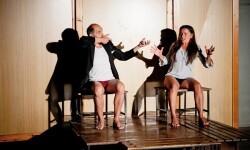 CulturArts apuesta por la joven compañía Perros Daneses con la coproducción 'Nagg i Nell'.