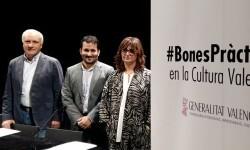 Cultura presenta el Codi de Bones Pràctiques davant el sector cultural valencià al Teatre Principal de València