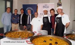Dacsa presenta su corto El valenciano que no sabía hacer paellas y su Escuela de Paellas para valencianos (16)