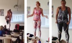 Debby Heerkens es una profesora de ciencias que dicta clases en el colegio Groene Hart Rijnwoude, en Holanda.