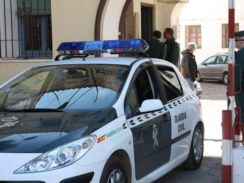 Detienen a un hombre por el robo en una gasolinera de Onda.