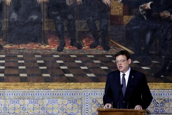 Discurso del President de la Generalitat, Ximo Puig, con motivo de la Festividad del 9 de Octubre.
