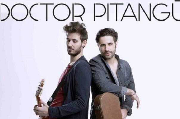Doctor Pitangú abrirá el concierto de Hombres G en Valencia.