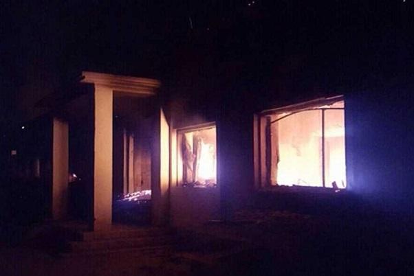EE.UU bombardea un hospital de MSF y provoca nueve muertos y en Afganistán.