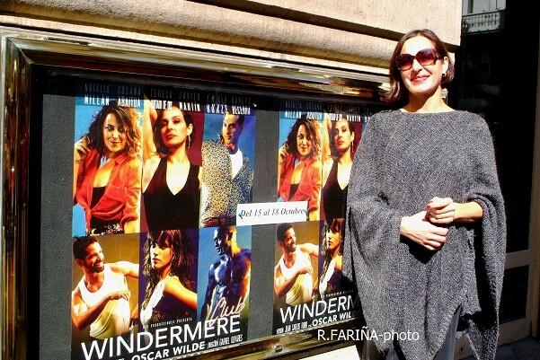 El 'Windermere club' sube a las tablas del Teatro Olympia.