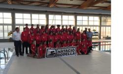 El Club Natació Godella da a conocer su proyecto deportivo para la natación