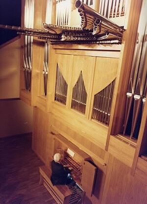 El Gran Órgano Grenzing es un instrumento que según los expertos tiene mucha calidad.