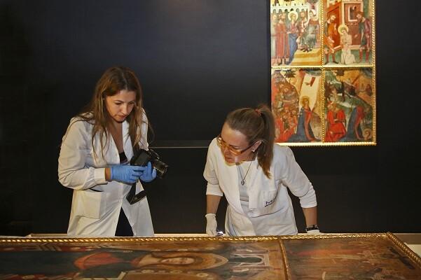 El MARQ recibe las 270 piezas que conforman la nueva exposición 'Cocentaina, Arqueología y Museo'.