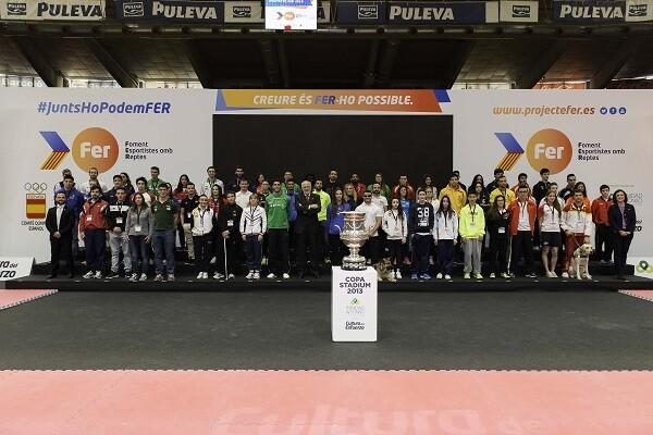 El Proyecto FER abre la convocatoria 2016 con la vista puesta en los Juegos de Rio.