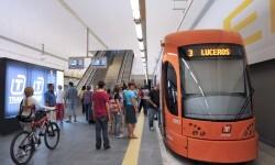 El TRAM Metropolitano de Alicante desplazó a 845.982 viajeros durante el mes de septiembre