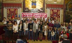 El VII Circuito de Carreras de Asfalto moviliza a 4.850 deportistas como parte de la estrategia de turismo y deporte de la Diputación (1)