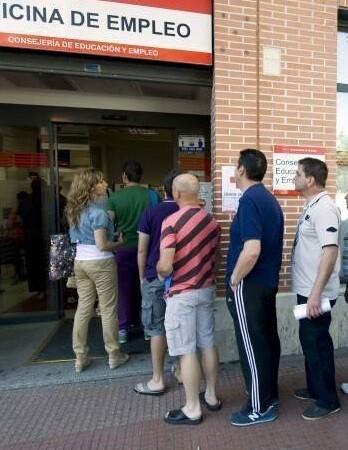 El descenso registrado por la Comunitat Valenciana está por debajo de la media nacional.