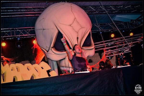 El festival Scream Halloween transformará Valencia a base de ritmos dance.