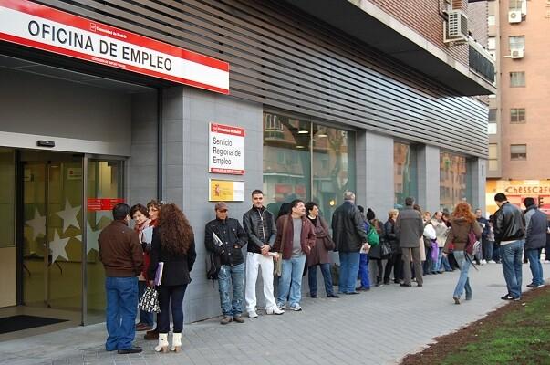 El paro en la Comunitat Valencina baja en 15.800 personas, un 2,83 por ciento, en el tercer trimestre