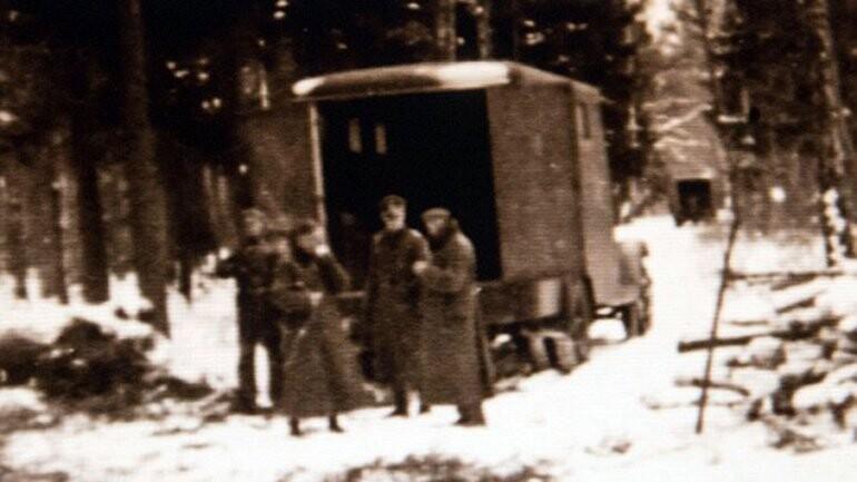 El primer campo de exterminio nazi en utilizar cámaras de gas (5)