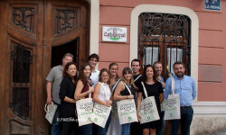 """ElTenedor reune en Valencia a Bloggers y webs para lanzar """"ElTenedor te guía"""" (3)"""