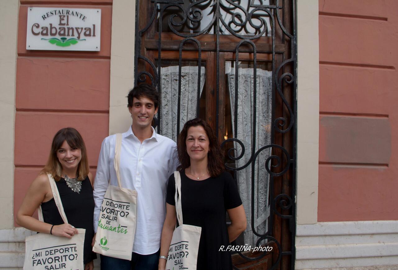 """ElTenedor reune en Valencia a Bloggers y webs para lanzar """"ElTenedor te guía"""" (4)"""