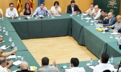 Foto 1. REunión en Bonrepos