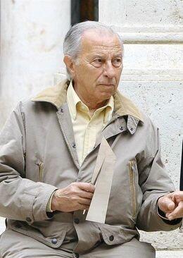 Imatge d'arxiu del polític valencià Francesc de Paula Burgera Escrivá. / JUAN CARLOS CÁRDENAS / EFE
