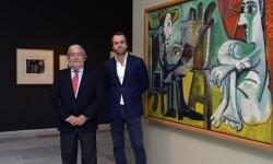Fundación Bancaja presenta la exposición 'Picasso y el museo'.