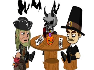 Halloween calabaza o nabo,La leyenda de Stingy Jack , Jack el tacaño, Jack O'Lantern (1)