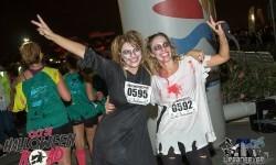 Halloween, una fiesta terrorífica de cuatro kilómetros.