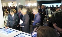 Inauguración oficial de la exposición hechos de agua, 125 aniversario de aguas de Valencia (1)