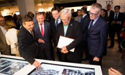 Inauguración oficial de la exposición hechos de agua, 125 aniversario de aguas de Valencia (2)
