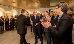 Inauguración oficial de la exposición hechos de agua, 125 aniversario de aguas de Valencia (5)