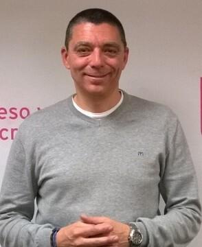 Javier Arias, portavoz de UPyD.