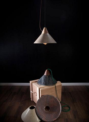 Lámpara MIKA. (Foto-Decojondepato.com-Homify).