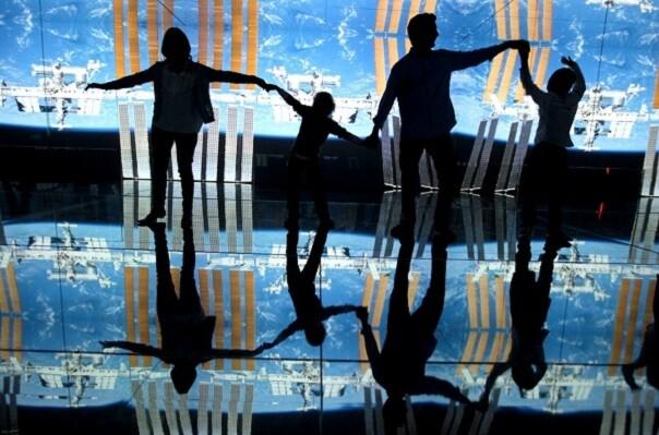 La Ciudad de las Artes y las Ciencias se suma a la Semana Mundial del Espacio.