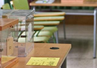 La Comunitat contará para esta cita electoral con 2.237 colegios electorales.