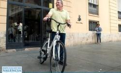 La Diputació posa bicicletes a la disposició del personal per a fer gestions de treball.