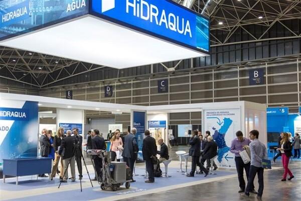 La Feria Efiaqua 2015 contará con la presencia de Hidraqua.