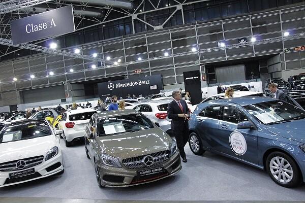 La Feria del Automóvil 2015 amplía su oferta un 17 por ciento en superficie expositiva.