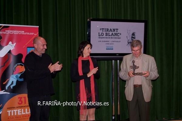 La MIT presenta su XXXI edición y otorga su primer premio honorífico al espectáculo 'Tirant Lo Blanc'.