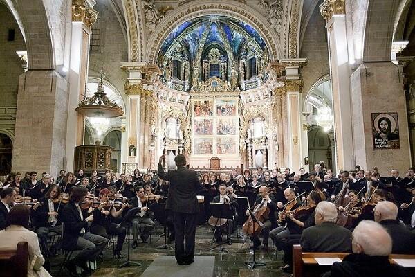 La Orquesta de Valencia ofrece un concierto gratuito en la Catedral.
