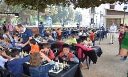 La Plaza Nou Moles es la próxima cita del XIX Torneo Municipal de Ajedrez 'Juega Limpio'.