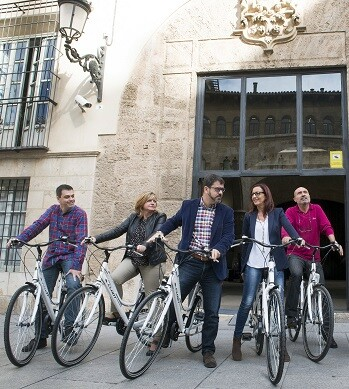 La Xarxa es un gran corredor ecológico por todo el territorio valenciano.