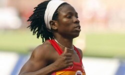 La atleta Josephine Onyia es dada de baja en el Valencia Terra i Mar.