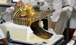 La máscara de Tutankamón, como nunca se vio (5)