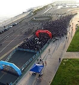 La marcha tomará su salida el sábado por la mañana en una marcha no competitiva.