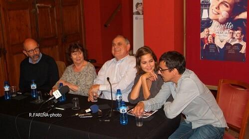 La obra llega a Valencia bajo dirección de César Oliva y con Julieta Serrano, Miguel Rellán, Natalia Sánchez y Jorge Basanta.
