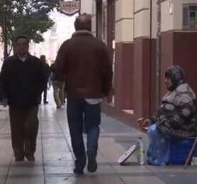 La tasa de pobreza severa es del 6,4 por ciento y afecta a 318.000 personas
