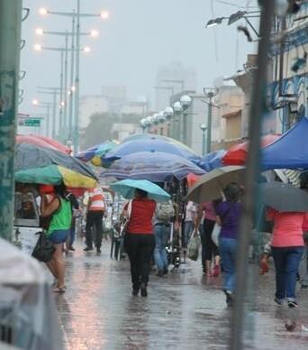 Las precipitaciones más intensas se darán en el área del Golfo de Valencia.