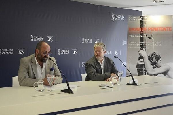 Les Arts conmemora el X Aniversario de su inauguración con obras de Mozart bajo la dirección de Fabio Biondi.